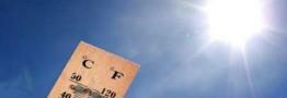 دمای هوای 2 شهر بوشهر به 50 درجه رسید
