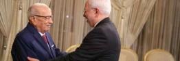 ظریف: ایران هیچ سقفی برای گسترش روابط با تونس قائل نیست