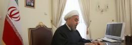 پیام تبریک روحانی به مناسبت افتخار آفرینی تیم ملی وزنهبرداری جوانان کشورمان در رقابتهای جهانی