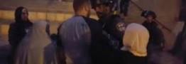 درگیری نظامیان صهیونیست با نمازگزاران در اطراف مسجد الاقصی/زخمی شدن شیخ عکرمه صبری