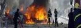 دو انفجار تروریستی در بغداد