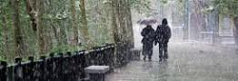 سامانه بارشی در نیمه غربی و شرق کشور تا پایان هفته