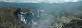 سقوط هواپیمای نظامی روسیه با ۳۹ سرنشین