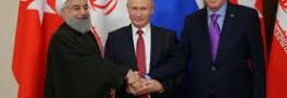 نشست سران ایران، روسیه و ترکیه 25 بهمن ماه برگزار می شود