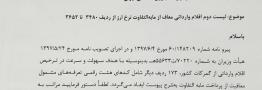 معافیت ۱۷۳ قلم کالای دیگر از پرداخت مابهالتفاوت ارز