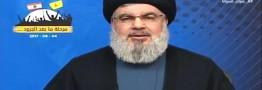 نصرالله: پیروزی ما در برابر تروریسم به دلیل حمایت سخاوتمندانه ایران است/به جنگ با داعش خواهیم رفت