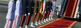 ورود 100 هیات خارجی به تهران برای شرکت در آیین تحلیف ریاست جمهوری تاکنون
