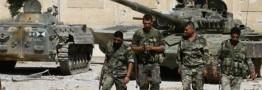ادامه پیشروی ارتش سوریه در حومه جنوبی شهر رقه