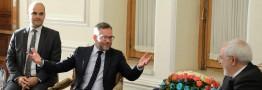 یک مقام آلمان: از روحانی برای بازکردن درها سپاسگزاریم/برجام برای برلین اهمیت دارد
