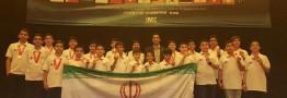 درخشش تیم دانش آموزی ایران با کسب 21 مدال در مسابقات جهانی ریاضی سنگاپور