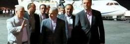 معاون رییس جمهوری برای بازدید از مناطق سیلزده، وارد گلستان شد