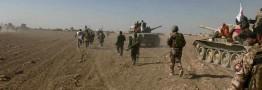 نیروهای مشترک عراق آماده ورود به مرکز شهر تلعفر شدند