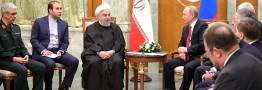 پوتین در دیدار با روحانی: روابط ایران و روسیه درتمام عرصه ها توسعه می یابد