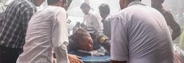 بیش از 40 زائر ایرانی در آتش سوزی یک هتل در نجف زخمی شدند