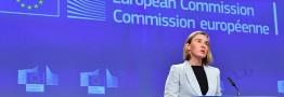 سخنگوی موگرینی: نماینده عالی اتحادیه اروپا هیچ اشاره ای به سیاست داخلی ایران نداشته است