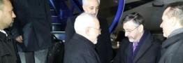 وزارت خارجه: مقامهای کروات از ظریف در سفر اخیر استقبال رسمی کردند