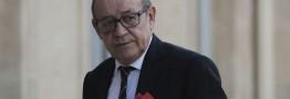 وزیر خارجه فرانسه وارد تهران شد