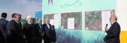 بهرهبرداری از طرح 1200 هکتاری کمربند سبز اطراف تهران آغازشد