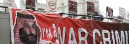 لندن آماده تظاهرات گسترده علیه ولیعهد سعودی و دولت انگلیس