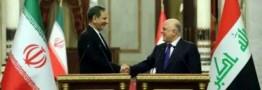 قدردانی العبادی از ایران بخاطر حمایت از عراق در جنگ با تروریسم
