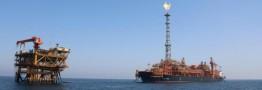 تولید گاز از فاز ١٤ پارس جنوبی آغاز شد