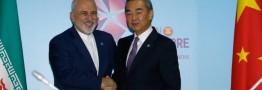 چین بار دیگر بر حفظ روابط تجاری با ایران تاکید کرد
