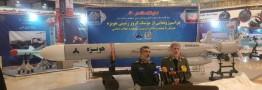 وزارت دفاع موشک کروز برد بلند زمینی «هویزه» را رونمایی کرد