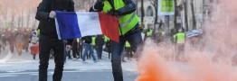 پارلمان فرانسه قانون جدیدی برای مهار اعتراضات مردمی تصویب کرد