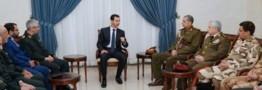 اسد: روابط دمشق، تهران و بغداد بسیار مستحکم است