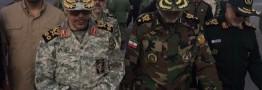 حضور رییس ستاد کل نیروهای مسلح در مناطق سیل زده گلستان