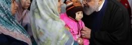 تداوم همنوایی دولت و دستگاه های امداد رسان با سیل زدگان