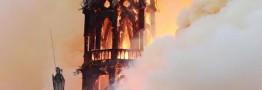 آتش در قلب پاریس؛ آنچه نجات یافت و آنچه نابود شد