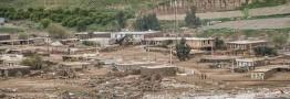 رئیس جمهوری از مناطق سیلزده پلدختر بازدید کرد