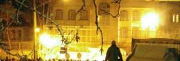 پشت پرده آتش سوزی سفارت عربستان در تهران