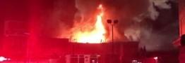 ۹ کشته و ۱۵ مفقود در آتش سوزی در کالیفرنیای آمریکا